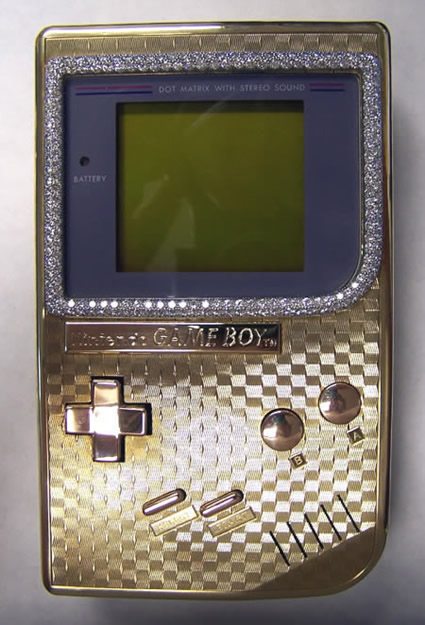 Game Boy de Oro