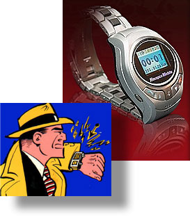 MobileWatch - Dick Tracy