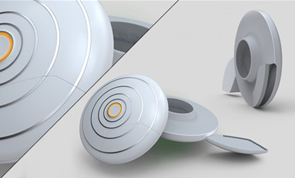 The Ripple. auriculares bluetooth