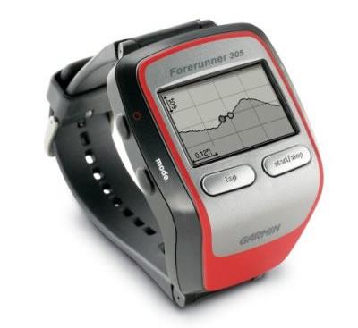 Reloj con Gps Garmin Forerunner 305
