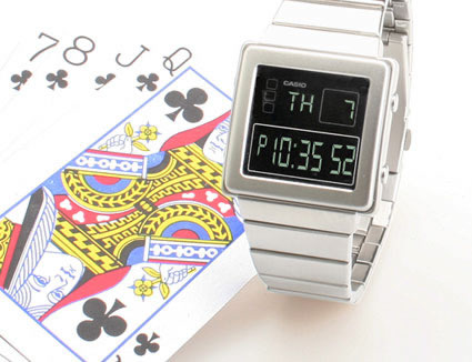 Casio Magic Watch