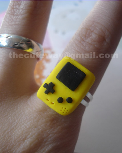 Anillo Game Boy