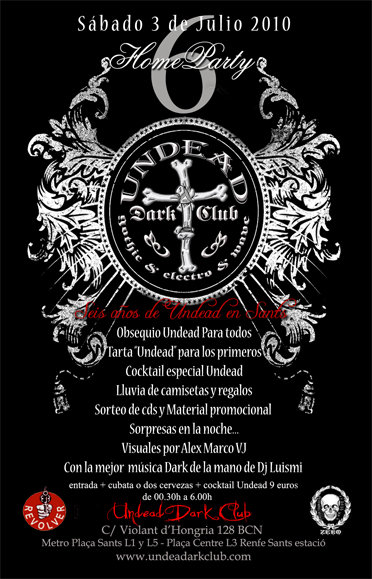 Undead Home Party