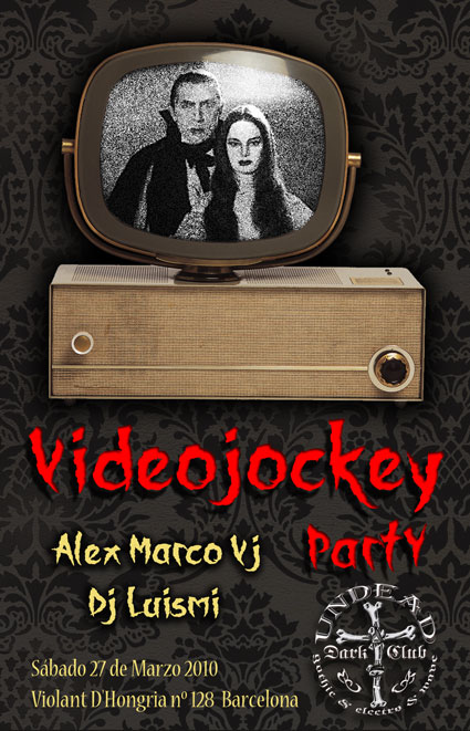 VideoJockey Party Undead