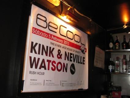 Kin & Neville Watson + Alex Marco VJ