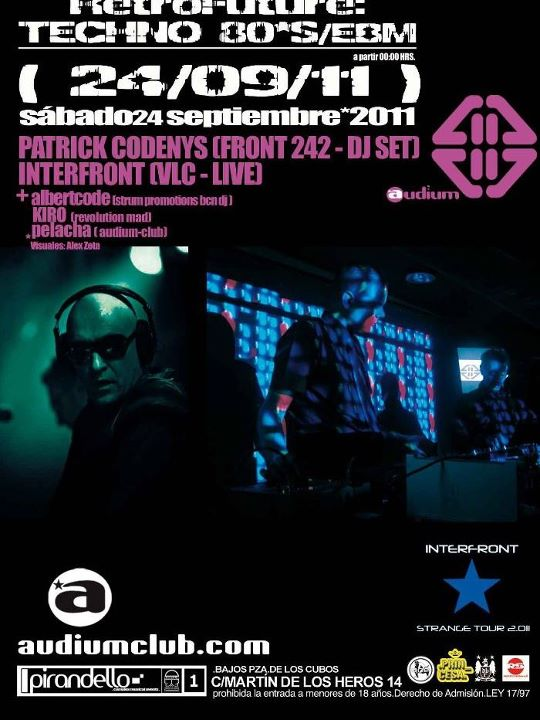 ★ Interfront ★ Live