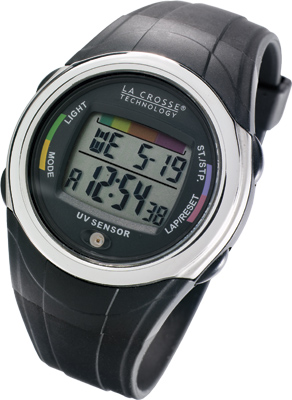 La Crosse Technology UV100 Ultraviolet Watch