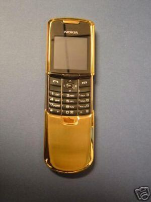 Nokia 8800 oro