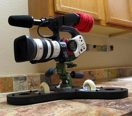 Estabilizador para vídeo