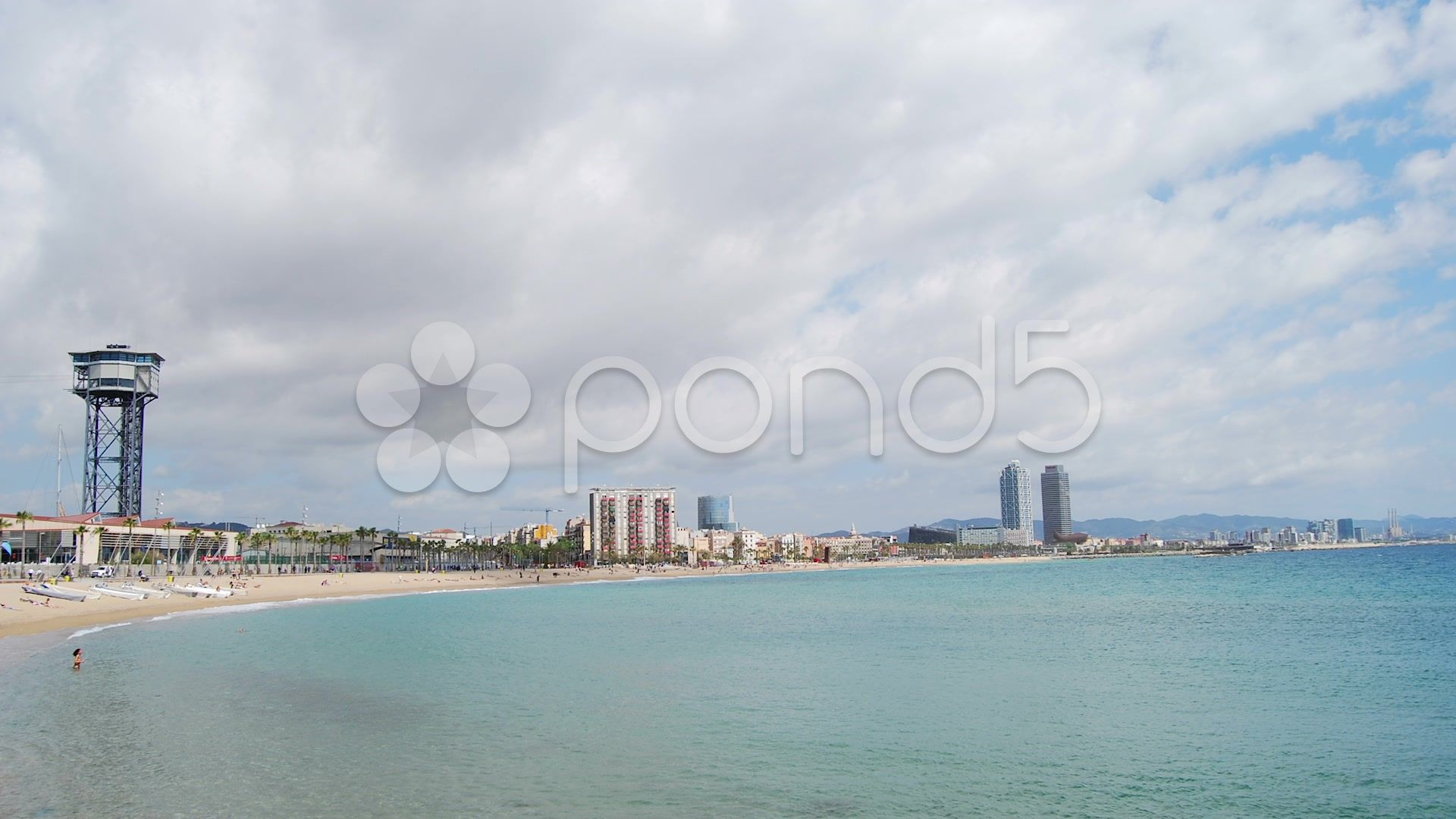 Barcelona Timelapses By LoopNeo Studio