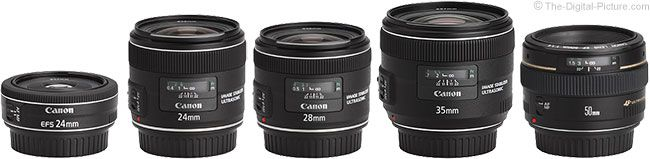 Canon Pancake EF-S 24mm f/2.8 STM