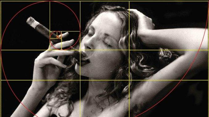 The Golden Ratio Helmut Newton