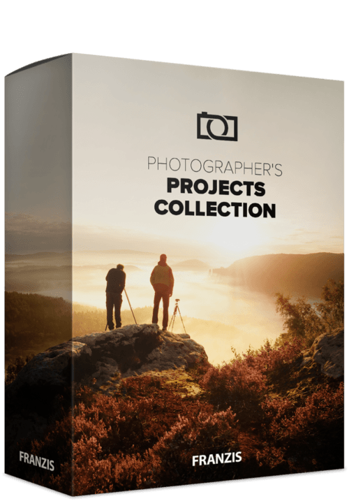 FRANZIS ® Photographer's projects Collection
